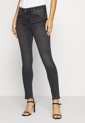 UP DIVINE - Jeans Skinny Fit - black ermine