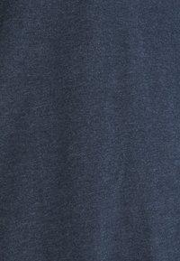 Pier One - Basic T-shirt - mottled dark blue - 2