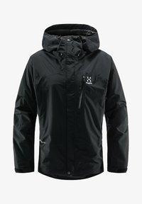 Haglöfs - ASTRAL GTX JACKET - Hardshell jacket - true black - 3