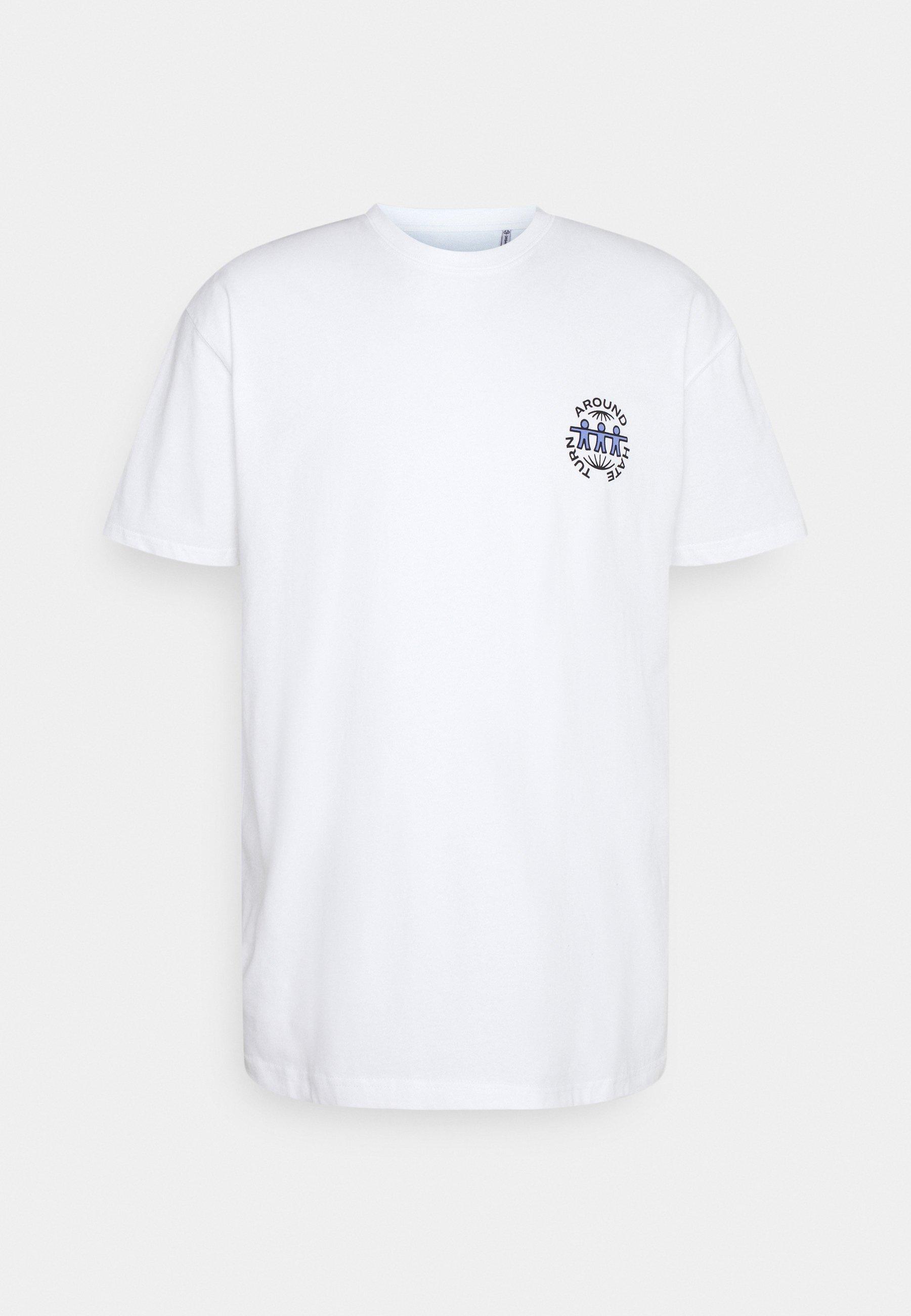 Men TURNING POINT - Print T-shirt
