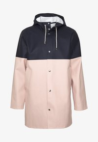 Stutterheim - STOCKHOLM BLOCKED - Waterproof jacket - navy - 5