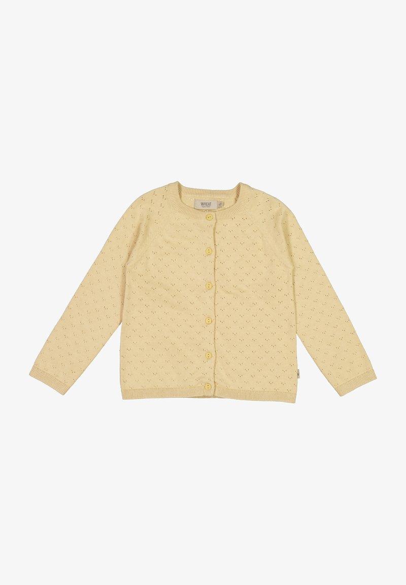 Wheat - Cardigan - soft beige