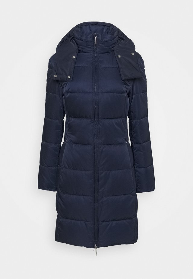 FLEURIS - Winter coat - open blue