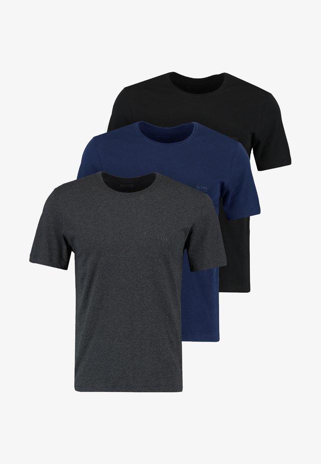 3 PACK - Unterhemd/-shirt - open blue