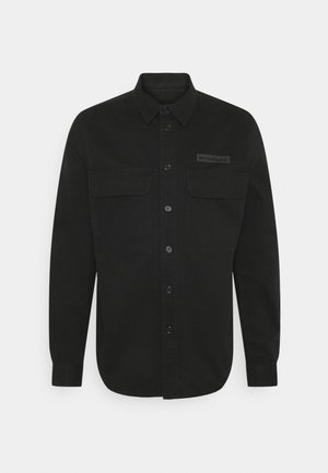 HOXEN WORK - Hemd - black
