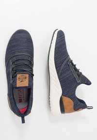 Mustang - 4132-301 - Trainers - navy - 1