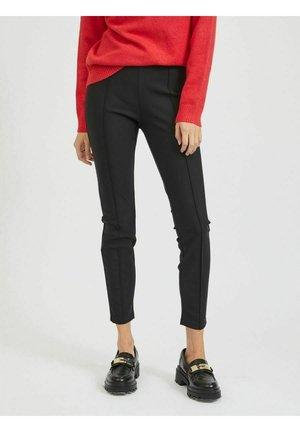 CROPPED - Legging - black