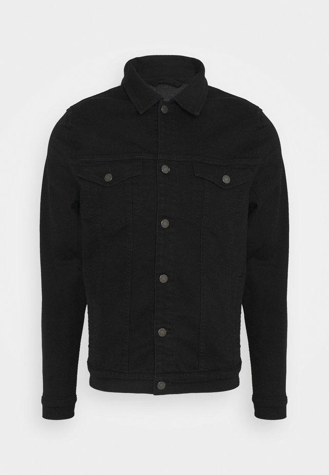 PERFECT JACKET LUXE PERFORMANCE - Farkkutakki - black