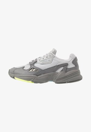 FALCON - Trainers - grey four/grey two/hi-res yellow