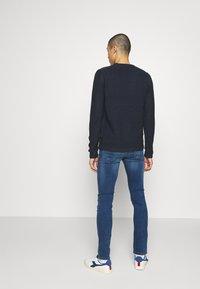 Only & Sons - ONSLOOM ZIP - Jeans slim fit - blue denim - 2