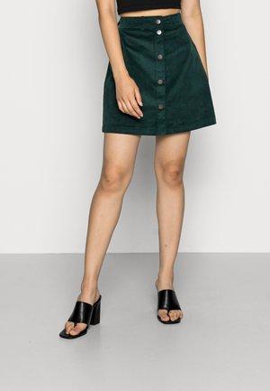 VMRINE SHORT SKIRT - Mini skirt - sea moss