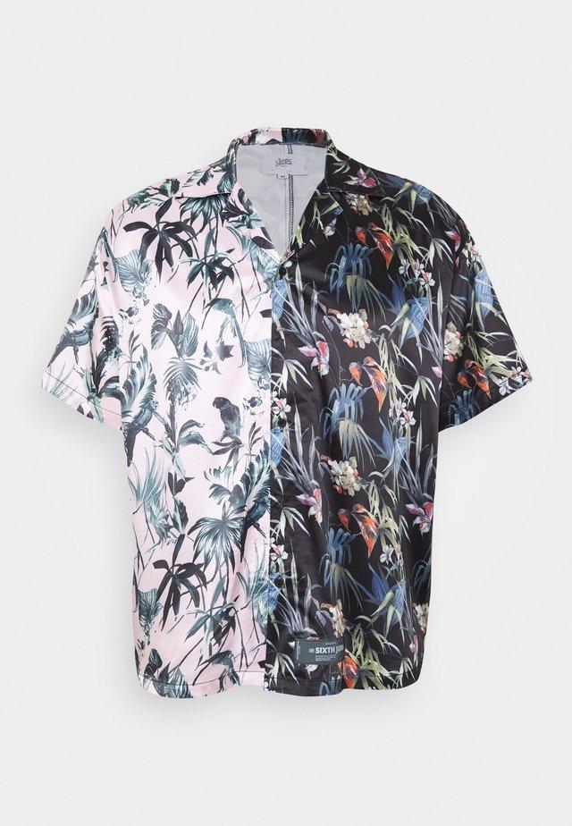 JUNGLE HALF - Overhemd - pink