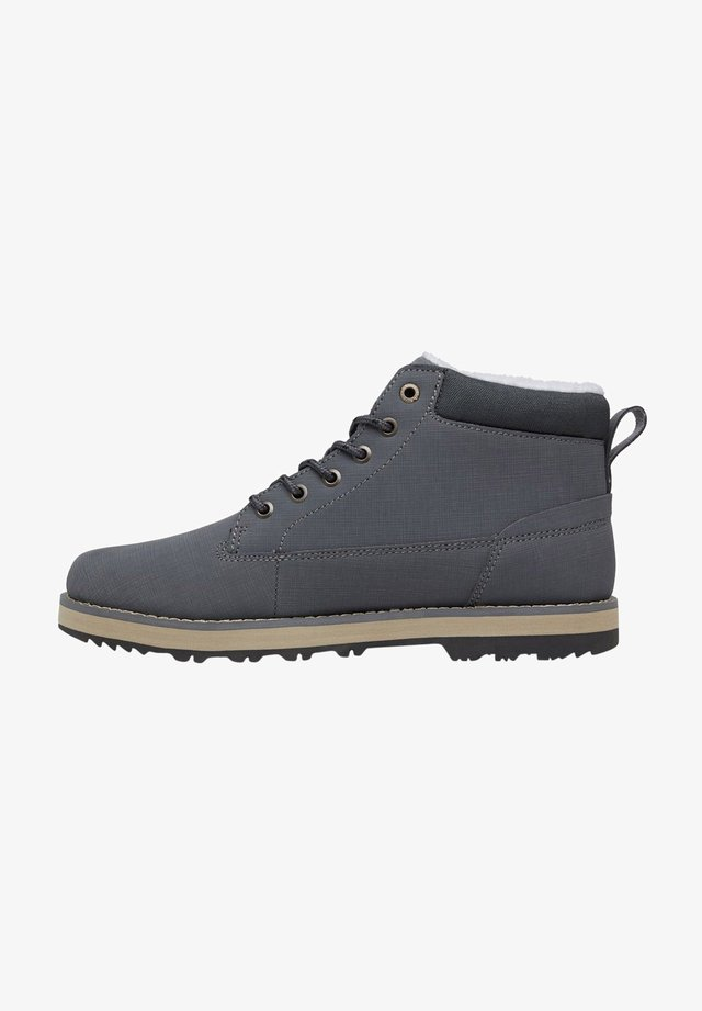 MISSION BOOT - Bottes de neige - grey/grey/black
