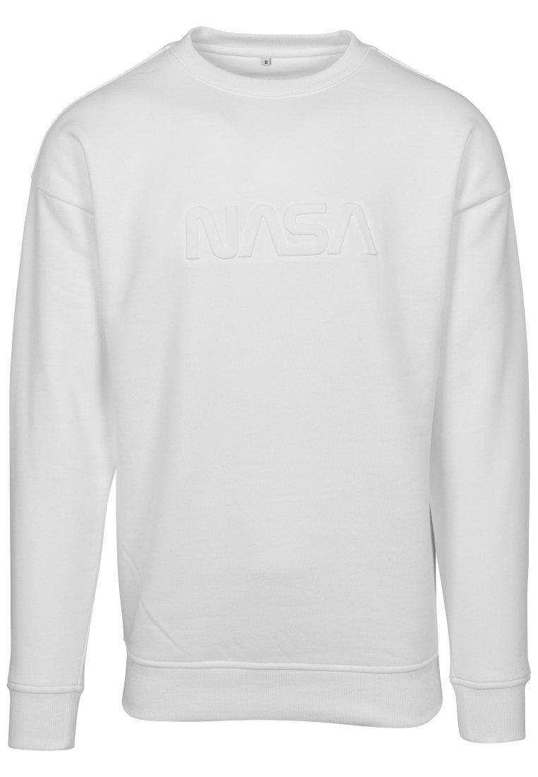 Homme EMBOSSED NASA WORM - Sweatshirt