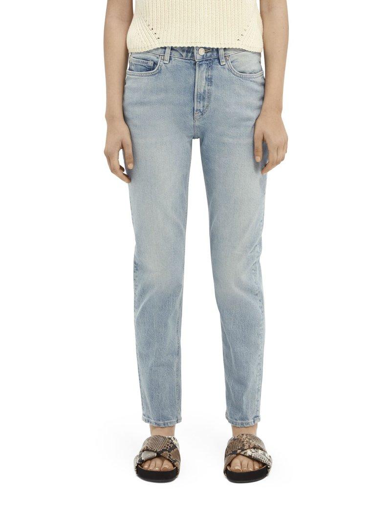 Scotch & Soda - Straight leg jeans - blue