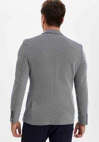 DeFacto - Blazer jacket - indigo - 2
