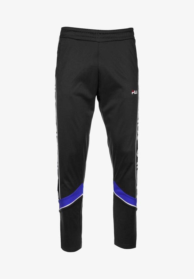 TRAININGSHOSE TED - Pantalones deportivos - black