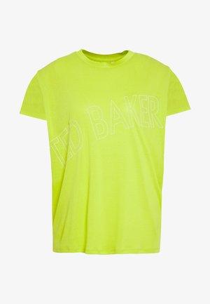 LAALI - T-shirt z nadrukiem - green