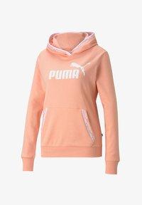 Puma - Hoodie - apricot blush - 3