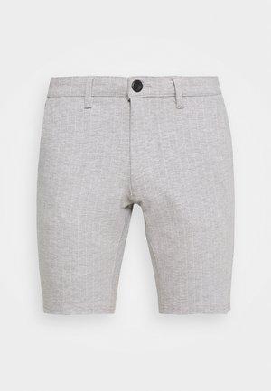 PONTE  - Shorts - light grey melange