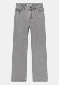 Lindex - LALEH - Jeans relaxed fit - light grey - 0