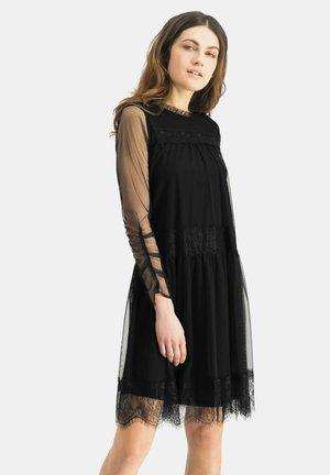 NIABILO - Day dress - schwarz
