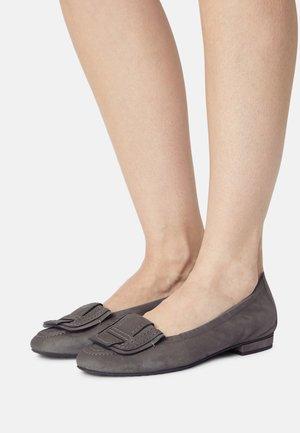 MALU - Ballet pumps - carbon