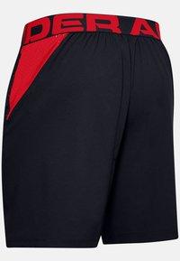 Under Armour - VANISH  - Sports shorts - black - 3