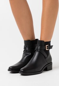 Anna Field Wide Fit - Classic ankle boots - black - 0