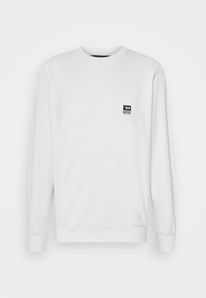 S-GIRK-K12 SWEAT-SHIRT - Felpa - white