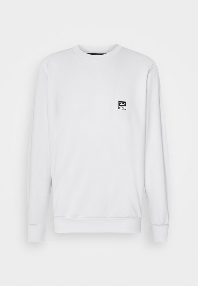 S-GIRK-K12 SWEAT-SHIRT - Sweatshirt - white