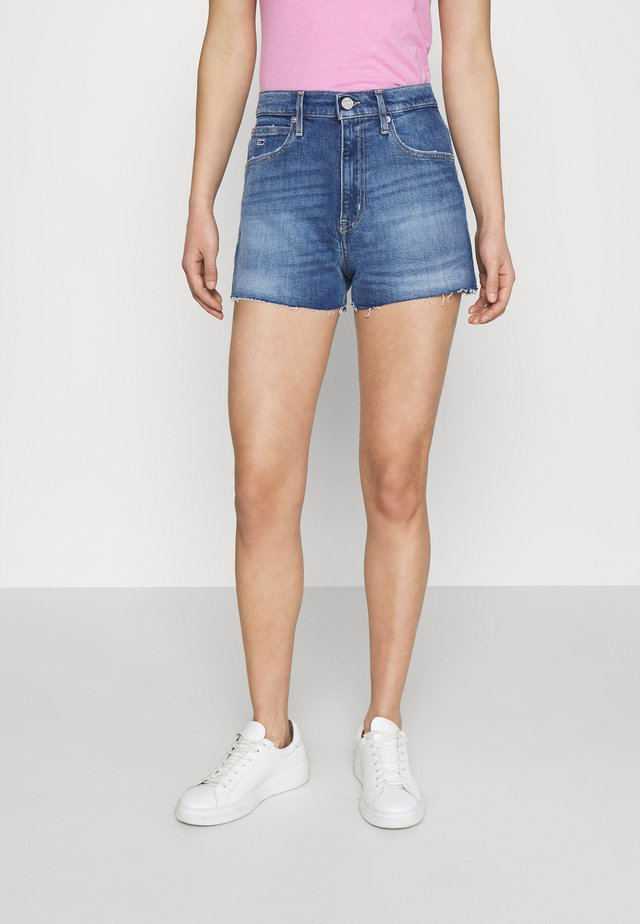 HOTPANT - Szorty jeansowe - ames