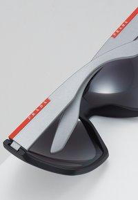 Prada Linea Rossa - Sunglasses - black rubber - 4