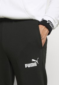 Puma - AMPLIFIED SUIT - Chándal - white - 5