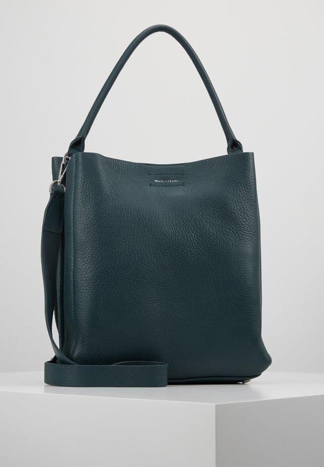 HOBO - Torba na zakupy - dusky emerald