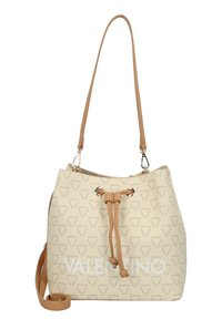 Valentino Bags - LIUTO - Handbag - ecru multi - 1