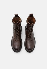 A.S.98 - REPUNK - Lace-up ankle boots - bruciato - 3