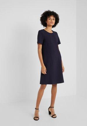 Denní šaty - deep blue