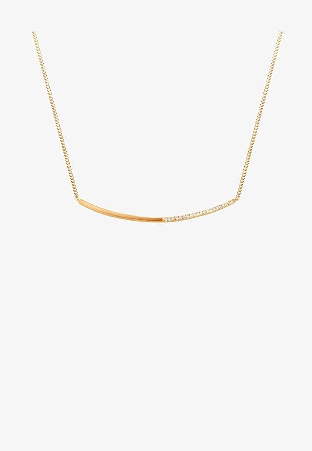 LINEA DIAMOND NECKLACE - Collier - 18k yellow