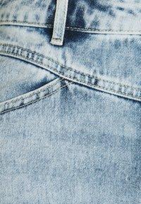 ONLY - ONLFUTURE LIFE - Denim shorts - light blue denim - 2