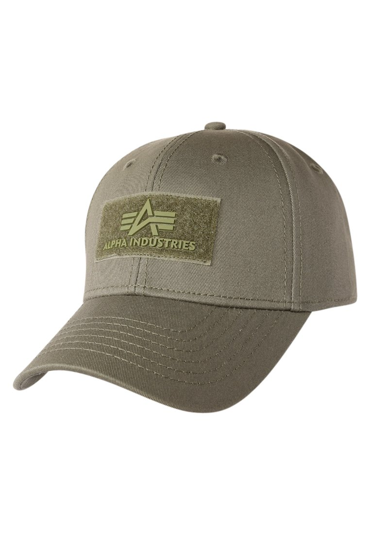 Alpha Industries - Caps - dark green