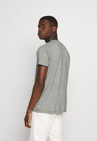 Esprit - Print T-shirt - turquoise - 2