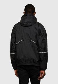 Diesel - Summer jacket - black - 2