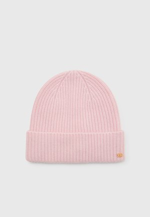 TH LUX  - Beanie - silver pink