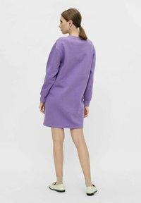 Pieces - Day dress - dahlia purple - 2