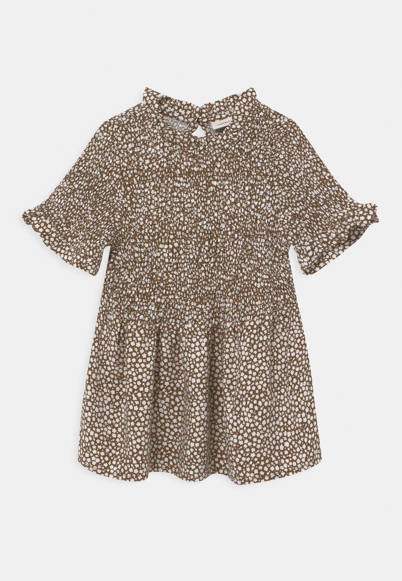 Name it - NKFDORAR - Print T-shirt - brown
