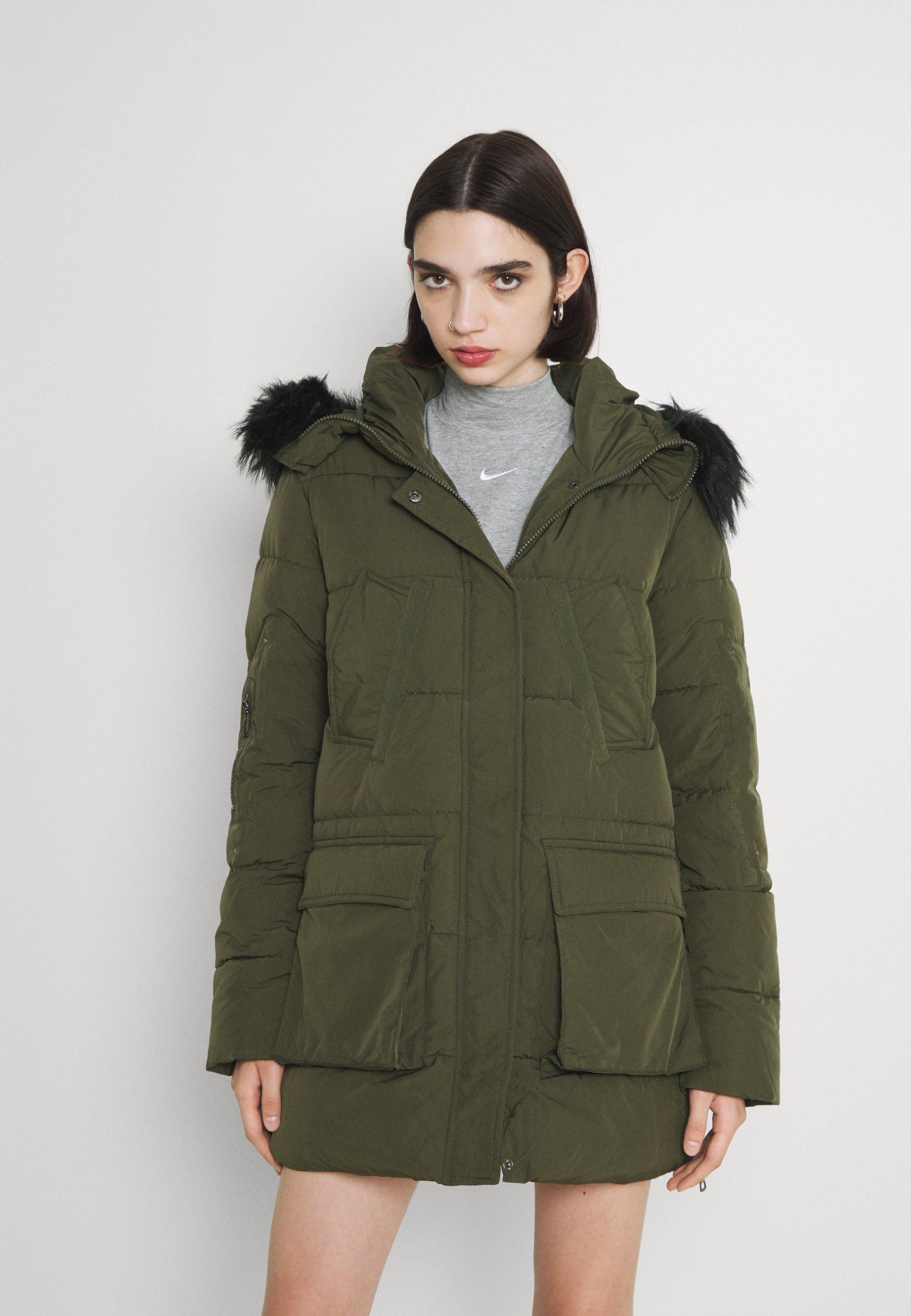 Women JDYDINA PADDED PARKA - Winter coat