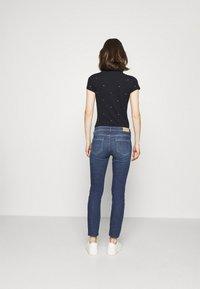 Marc O'Polo DENIM - ALVA - Slim fit jeans - true indigo mid blue - 2