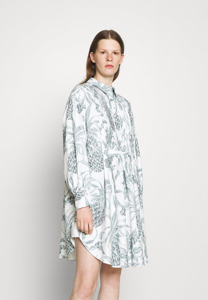 See by Chloé - Shirt dress - white