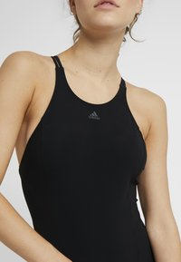 adidas Performance - Swimsuit - black/gresix